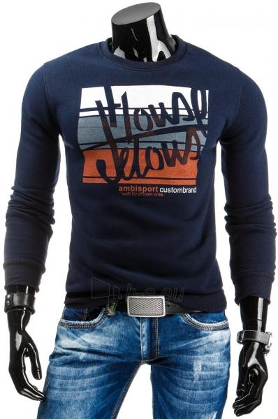 Vyriškas džemperis House (Tamsiai mėlynas) Paveikslėlis 1 iš 6 310820036881