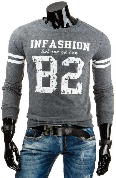 Vyriškas džemperis In Fashion (Antracitas) Paveikslėlis 1 iš 6 310820031453