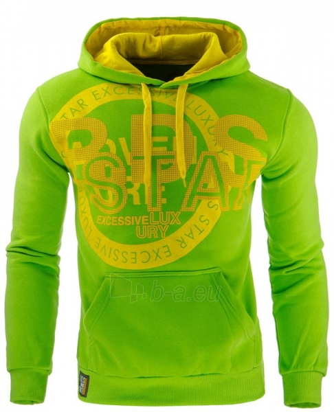 Vyriškas džemperis Iroquois (Lime) Paveikslėlis 1 iš 1 310820032051
