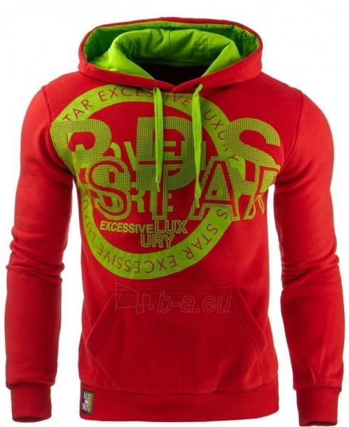 Vyriškas džemperis Iroquois (Raudonas) Paveikslėlis 1 iš 1 310820032052