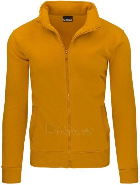Vyriškas džemperis Ismail (Garstyčių spalvos) Paveikslėlis 1 iš 7 310820041825