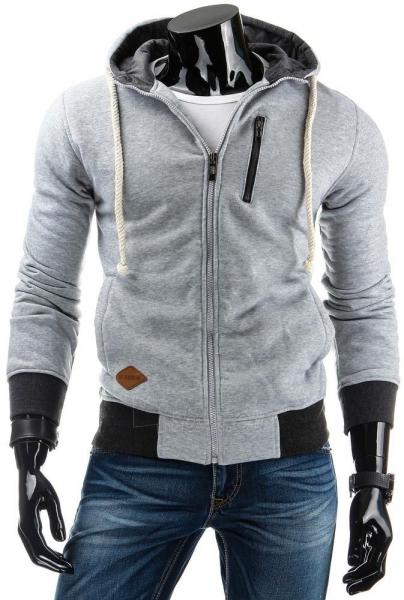 Vyriškas džemperis Jamey (Pilkas) Paveikslėlis 1 iš 6 310820043438