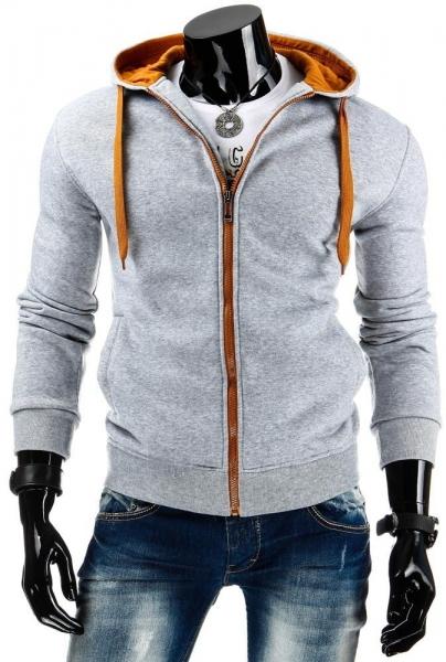 Vyriškas džemperis Jarvis (Pilkas) Paveikslėlis 1 iš 6 310820043559