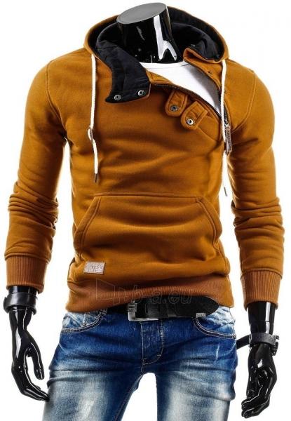 Vyriškas džemperis Jasper (Rudas) Paveikslėlis 1 iš 6 310820045264
