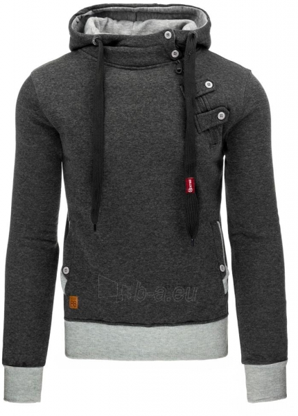Vyriškas džemperis Jazz (antracitas) Paveikslėlis 1 iš 2 310820046786
