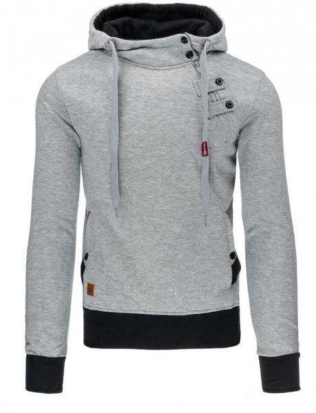 Vyriškas džemperis Jazz (pilkas) Paveikslėlis 1 iš 2 310820046788