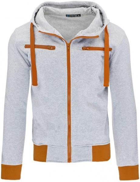 Vyriškas džemperis Jeremiah (Pilkas) Paveikslėlis 1 iš 7 310820030787