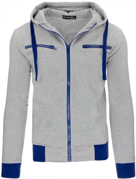 Vyriškas džemperis Jeremiah (Pilkas/Mėlynas) Paveikslėlis 1 iš 7 310820030785
