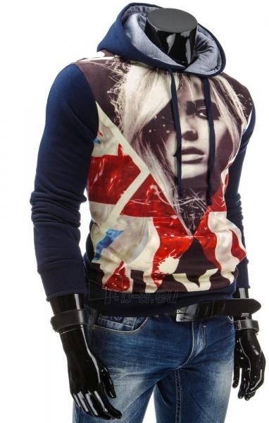 Vyriškas džemperis Jimmy (Tamsiai mėlynas) Paveikslėlis 1 iš 6 310820043583