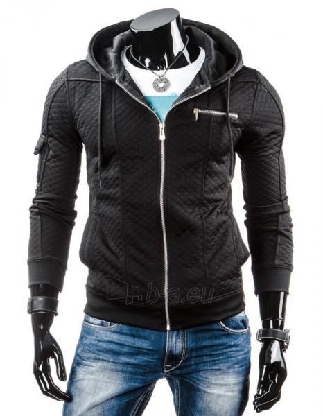 Vyriškas džemperis Josh (Juodas) Paveikslėlis 1 iš 6 310820030817
