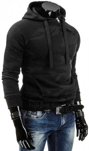 Vyriškas džemperis Josiah (Juodas) Paveikslėlis 1 iš 6 310820034887