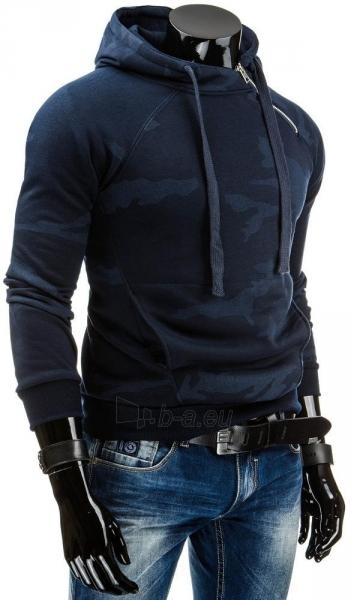 Vyriškas džemperis Josiah (Tamsiai mėlynas) Paveikslėlis 1 iš 6 310820043444