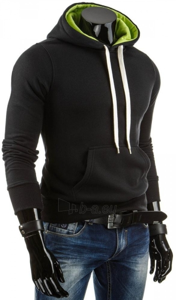 Vyriškas džemperis Judd (Juodas) Paveikslėlis 1 iš 6 310820034324