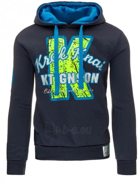 Vyriškas džemperis K (Grafitinis) Paveikslėlis 1 iš 7 310820032107