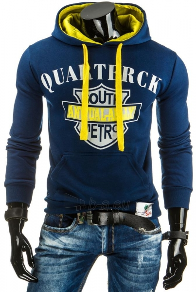 Vyriškas džemperis King Cove (Tamsiai mėlynas) Paveikslėlis 1 iš 6 310820037027