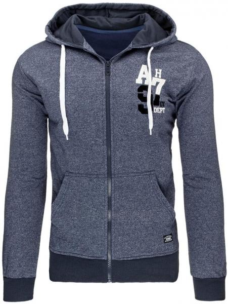 Vyriškas džemperis Lamar (Tamsiai mėlynas) Paveikslėlis 1 iš 7 310820030850