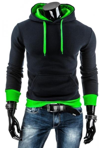 Vyriškas džemperis Lamont (Juodas/Žalias) Paveikslėlis 1 iš 6 310820043589