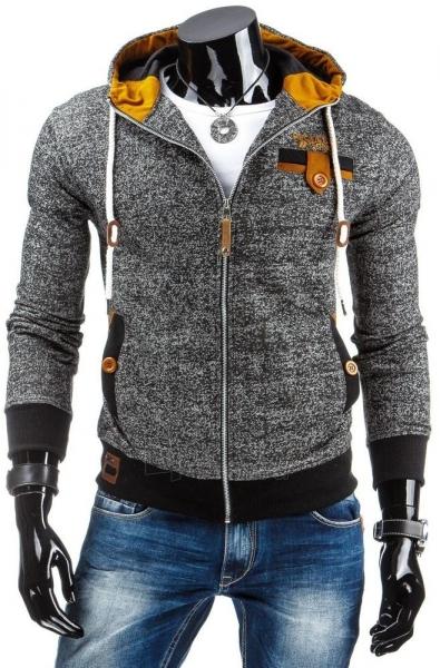 Vyriškas džemperis Lane (Tamsiai pilkas) Paveikslėlis 1 iš 6 310820030932