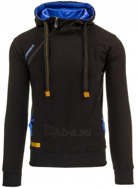 Vyriškas džemperis Lawrenc (Juodas) Paveikslėlis 1 iš 1 310820035154