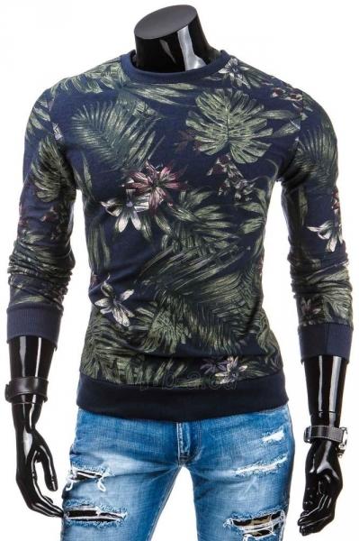 Vyriškas džemperis Lawrence (Tamsiai mėlynas) Paveikslėlis 1 iš 6 310820030948