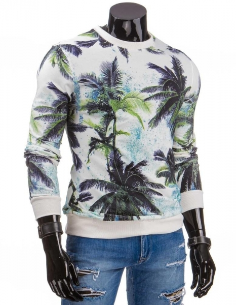 Vyriškas džemperis Lawson (Kreminis) Paveikslėlis 1 iš 5 310820030950