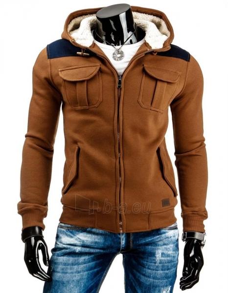 Vyriškas džemperis Layne (Rudas) Paveikslėlis 1 iš 6 310820036879