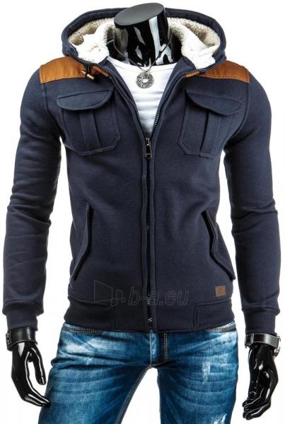 Vyriškas džemperis Layne (Tamsiai mėlynas) Paveikslėlis 1 iš 6 310820036880
