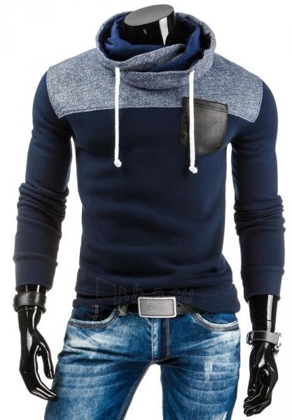 Vyriškas džemperis Laz (Tamsiai mėlynas) Paveikslėlis 1 iš 6 310820036885