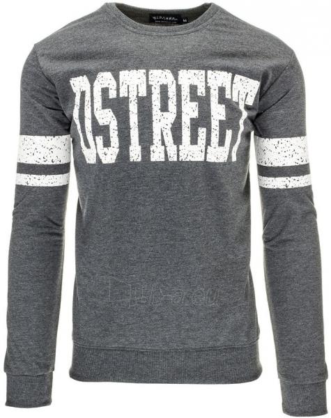 Vyriškas džemperis Leech (Antracitas) Paveikslėlis 1 iš 1 310820035152