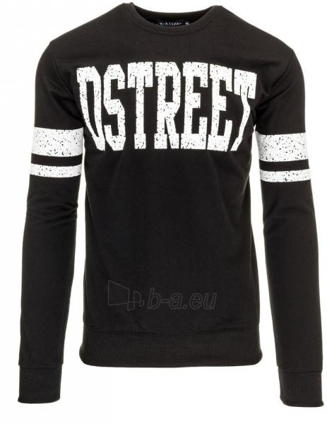 Vyriškas džemperis Leech (Juodas) Paveikslėlis 1 iš 1 310820035126