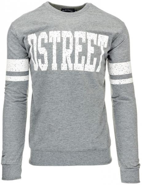 Vyriškas džemperis Leech (Pilkas) Paveikslėlis 1 iš 1 310820035124