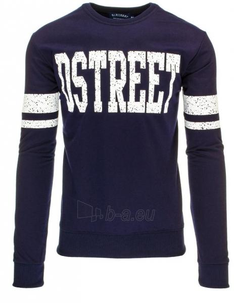 Vyriškas džemperis Leech (Tamsiai mėlynas) Paveikslėlis 1 iš 1 310820035125