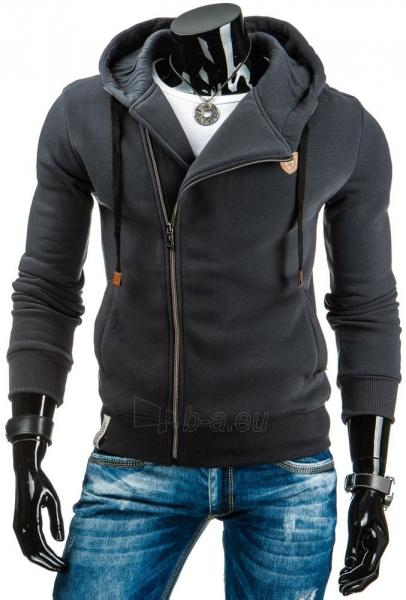 Vyriškas džemperis Leland (Grafitas) Paveikslėlis 1 iš 6 310820036891