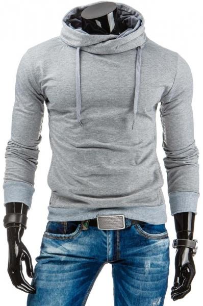 Vyriškas džemperis Lenny (Pilkas) Paveikslėlis 1 iš 6 310820036895