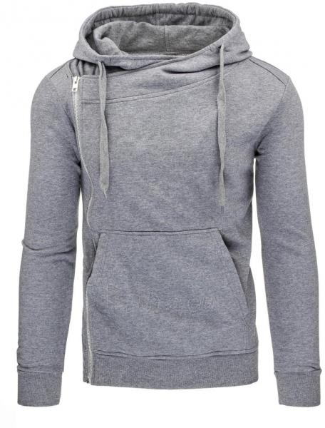 Vyriškas džemperis LEONARD (Antracitas) Paveikslėlis 1 iš 7 310820031548