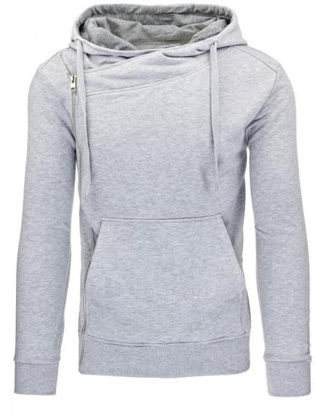 Vyriškas džemperis Leonard (Pilkas) Paveikslėlis 1 iš 7 310820031517
