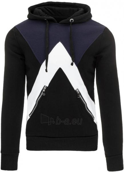 Vyriškas džemperis Levi (Juodas) Paveikslėlis 1 iš 7 310820031016