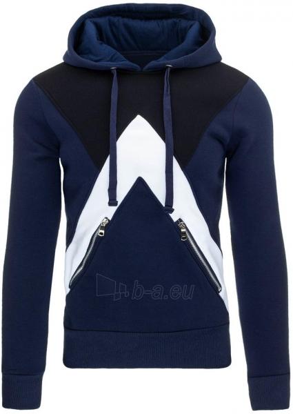 Vyriškas džemperis Levi (Tamsiai mėlynas) Paveikslėlis 1 iš 7 310820031015