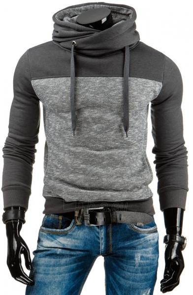 Vyriškas džemperis Lex (Pilkas) Paveikslėlis 1 iš 6 310820042355