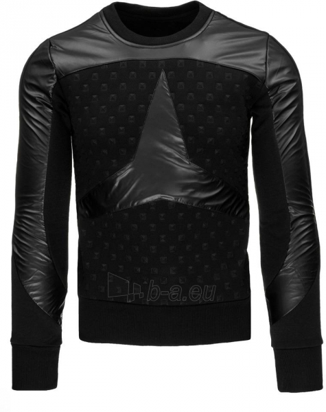 Vyriškas džemperis Linden (Juodas) Paveikslėlis 1 iš 7 310820031020