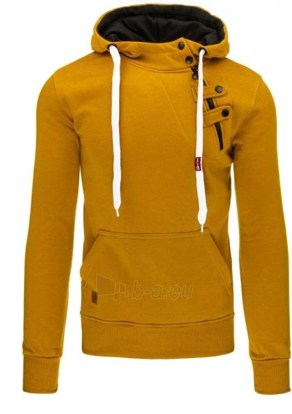 Vyriškas džemperis Lua (karamelinis) Paveikslėlis 1 iš 2 310820046599