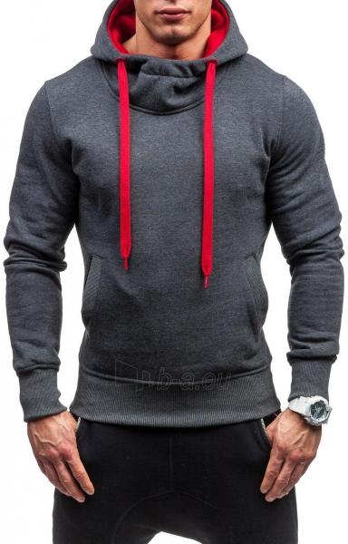 Vyriškas džemperis Luke (tamsiai pilkos spalvos) Paveikslėlis 1 iš 7 310820046933