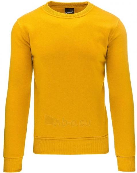 Vyriškas džemperis Marsh (garstyčių spalvos) Paveikslėlis 1 iš 6 310820035417