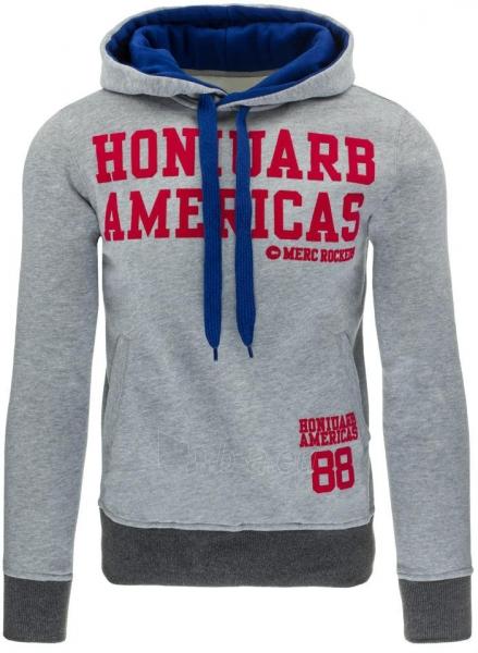 Vyriškas džemperis MercRockeds (Pilkas) Paveikslėlis 1 iš 7 310820030893
