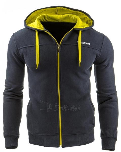 Vyriškas džemperis Meridian (Grafitinė) Paveikslėlis 1 iš 1 310820035018