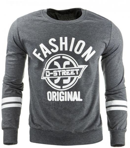 Vyriškas džemperis Mermentau (Antracitas) Paveikslėlis 1 iš 1 310820032085