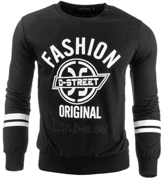 Vyriškas džemperis Mermentau (Juodas) Paveikslėlis 1 iš 1 310820032087