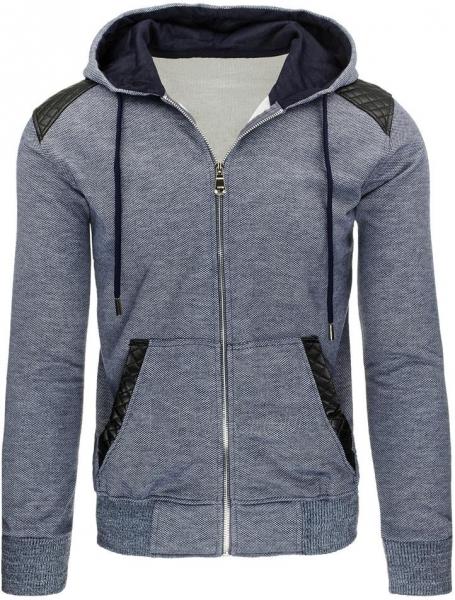 Vyriškas džemperis Milton (Mėlynas) Paveikslėlis 1 iš 7 310820031951