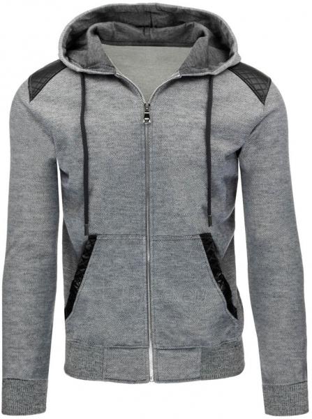 Vyriškas džemperis Milton (Pilkas) Paveikslėlis 1 iš 7 310820031952