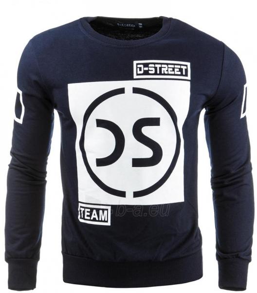 Vyriškas džemperis Morse (Tamsiai mėlynas) Paveikslėlis 1 iš 1 310820032090